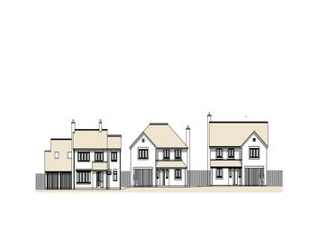 Thumbnail 5 bedroom detached house for sale in Manor Road, Folksworth, Peterborough