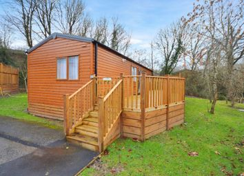 Thumbnail 2 bed mobile/park home for sale in Foxes Walk, Finlake Holiday Park, Chudleigh, Newton Abbott