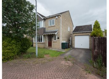 Thumbnail 3 bed link-detached house for sale in Far Mead Croft, Burley In Wharfedale, Ilkley