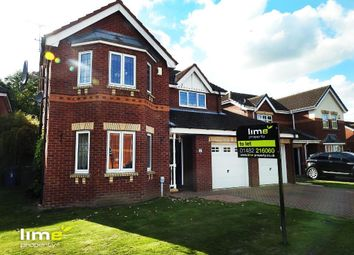 Thumbnail 4 bed detached house to rent in Maple Grove, Tranby Park, Hessle, East Yorkshire