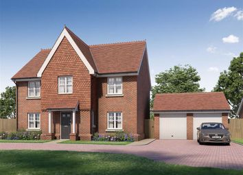 Thumbnail 4 bed detached house for sale in The Maxwell, Hempstead, Kent