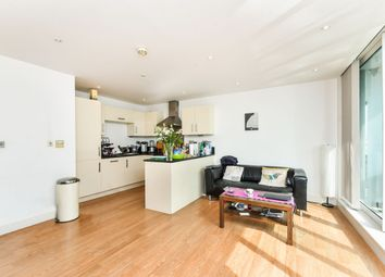 Thumbnail 1 bed flat for sale in The Galley, Royal Quay, London