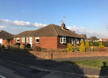Thumbnail 3 bed semi-detached bungalow for sale in Eastern Close, East Preston, West Sussex