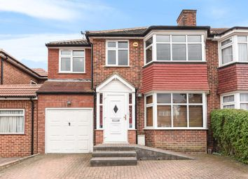 Thumbnail 4 bedroom semi-detached house for sale in Broadcroft Avenue, Stanmore