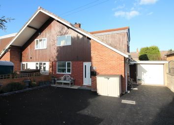 Thumbnail 4 bed semi-detached house for sale in The Breaches, Easton-In-Gordano, North Somerset