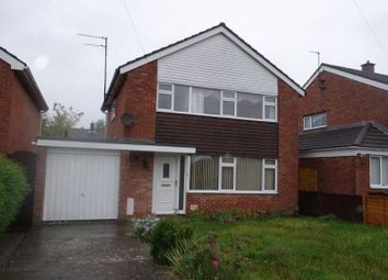 Thumbnail 3 bed detached house to rent in Slowgrove Close, Hilperton, Trowbridge