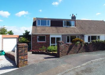 Thumbnail 4 bed bungalow for sale in Plymstock, Plymouth, Devon