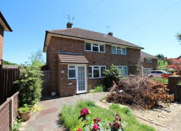Thumbnail 2 bed semi-detached house to rent in Staplehurst Road, Reigate