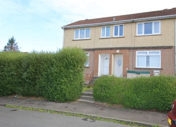 Thumbnail 2 bed end terrace house for sale in 1 Craufurd Avenue, West Kilbride