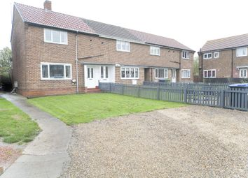 Thumbnail 2 bed end terrace house for sale in Maple Crescent, Seaham