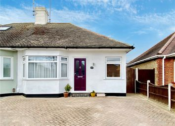 Thumbnail 3 bed bungalow for sale in North Crescent, Southend-On-Sea, Essex
