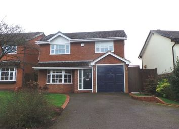 Thumbnail 4 bed detached house for sale in Preston Avenue, Sutton Coldfield, West Midlands