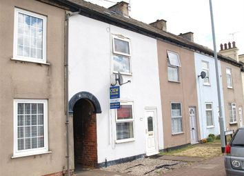Thumbnail 2 bed terraced house for sale in Moor Street, Burton-On-Trent, Staffordshire
