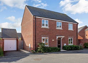 Thumbnail 4 bed detached house to rent in Oak Close, Oundle, Northamptonshire
