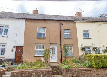 Thumbnail 3 bed terraced house for sale in Park Street, Crediton