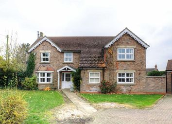 Thumbnail 5 bed property for sale in Hurds Farm, Worlaby, Brigg