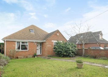 Thumbnail 4 bed detached bungalow for sale in Hamble Lane, Bursledon, Southampton