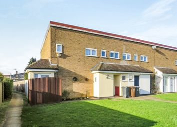 Thumbnail 3 bed end terrace house for sale in Long Leaves, Stevenage