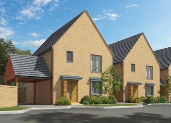 "Thumbnail 3 bed link-detached house for sale in ""The Elsworth 2"" at Heron Road, Northstowe, Cambridge"