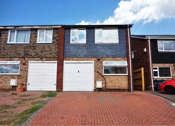 Thumbnail 3 bed semi-detached house for sale in Anita Croft, Birmingham