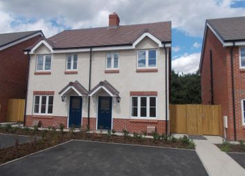 Thumbnail 2 bed semi-detached house for sale in Chantry Place, Longden Road, Shrewsbury
