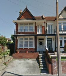 Thumbnail 2 bedroom flat to rent in Canewdon Road, Westcliff-On-Sea