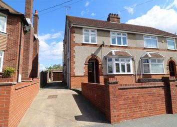 Thumbnail 3 bed semi-detached house for sale in Rectory Hill, Wivenhoe, Colchester, Essex