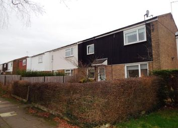Thumbnail 4 bed terraced house for sale in York Road, Stevenage, Hertfordshire, England