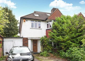 Thumbnail 5 bed semi-detached house for sale in Leigham Court Road, London