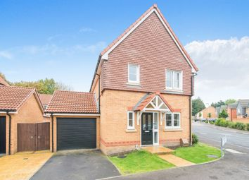 Thumbnail Detached house for sale in Longwood Copse Lane, Beggarwood, Basingstoke