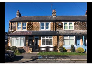Thumbnail 2 bed terraced house to rent in Pine Street, Harrogate
