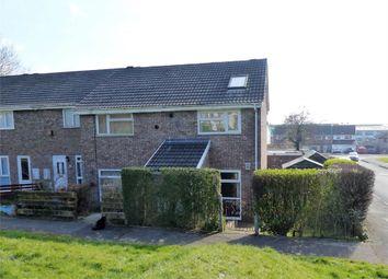 Thumbnail 2 bed semi-detached house for sale in Cae Ffynnon, Brackla, Bridgend, Mid Glamorgan