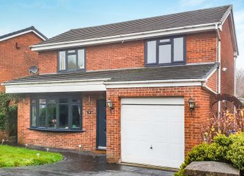 Thumbnail 4 bed detached house for sale in Shaftesbury Drive, Heywood