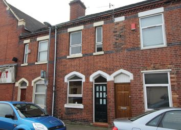 Thumbnail 2 bedroom terraced house for sale in Beresford Street, Stoke-On-Trent