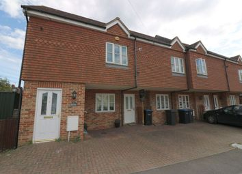 2 bed terraced house for sale in Rusham Road, Egham TW20