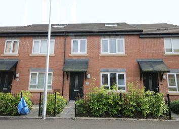 Thumbnail 3 bedroom terraced house for sale in Rees Way, Lawley Village, Telford