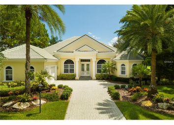 Thumbnail 4 bed property for sale in 8015 Warwick Gardens Ln, University Park, Florida, 34201, United States Of America
