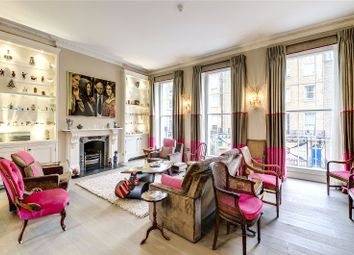 4 bed terraced house for sale in Gloucester Place, London NW1