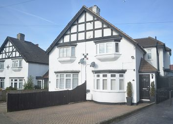 Thumbnail 3 bed semi-detached house for sale in Magpie Hall Lane, Bromley