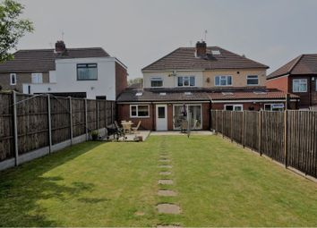 Thumbnail 3 bed semi-detached house for sale in Wigley Road, Off Scraptoft Lane