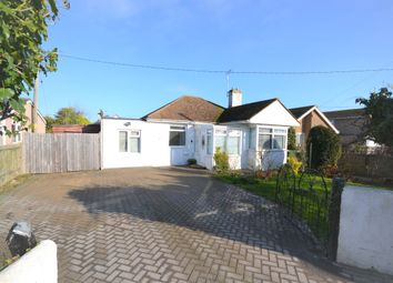 Thumbnail 3 bed detached bungalow for sale in Orchard Road, St Mary's Bay, New Romney, Kent