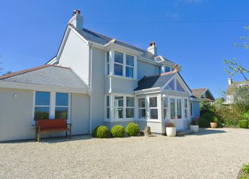 Thumbnail 4 bed detached house for sale in Stoke Fleming, Dartmouth, Devon