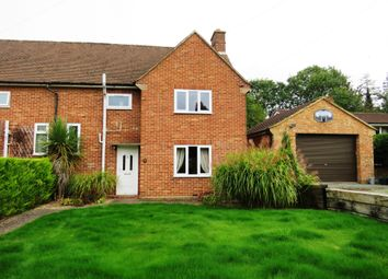Thumbnail 3 bed semi-detached house for sale in The Green, Overton, Basingstoke