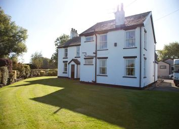Thumbnail 5 bed detached house for sale in Burned House Lane, Preesall, Poulton-Le-Fylde