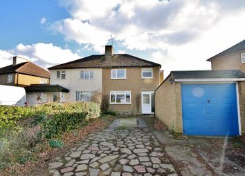 Thumbnail 3 bed semi-detached house for sale in Hermitage Road, Woking