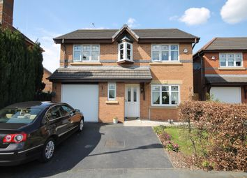 Thumbnail 4 bed detached house for sale in Cleadon Way, Widnes