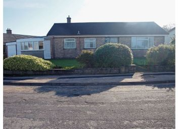 Thumbnail 2 bed detached bungalow for sale in Peacock Crescent, Hest Bank, Lancaster