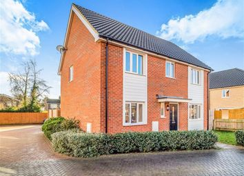 Thumbnail 4 bed detached house for sale in Brentwood, Norwich