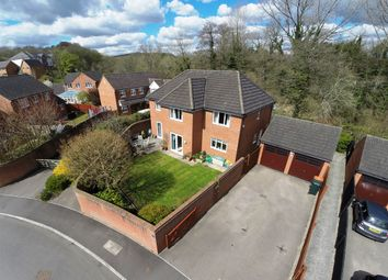 Thumbnail 5 bed detached house for sale in Viaduct Close, Bassaleg, Newport