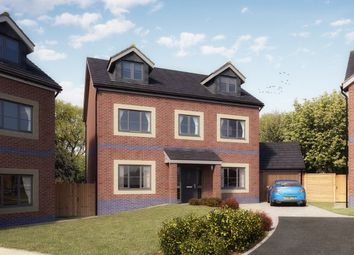 Thumbnail 5 bed detached house for sale in The Laureates, Low Road, Cockermouth